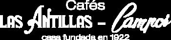 cafes las antillas-campos Logo